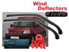 Citroen Berlingo Peugeot Partner 2002 - 2008  Wind deflectors  2.pc  HEKO  12226