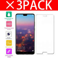 100% Genuine Tempered Glass Screen protector film For Huawei P20 Pro