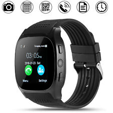 Touch Screen Bluetooth Smart Watch Wrist Band for Android Samsung Note 9 8 S8 S9