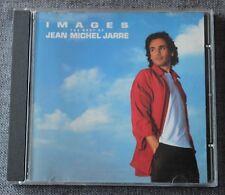 Jean Michel Jarre, images - Best of, CD
