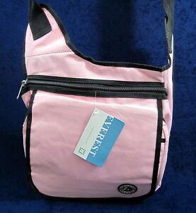 EVEREST Lg. MESSENGER BAG Unisex Sling Side Travel Bag Shoulder Carry Back Pack