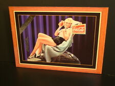 """1995-Coca~Cola - Series 4, """"Favorite Hollywood Celebrities"""" - Chase Card - H-3."""