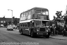 Lincolnshire Roadcar Scunthorpe May 1982 Bus Photo view 2