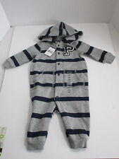 AUTHENTIC RALPH LAUREN L/S COVERALL SIZE 6M NWT MSRP $65.00