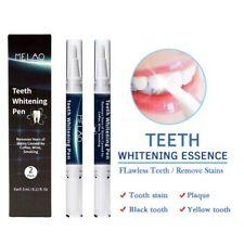 2xTeeth Whitening Gel Pen White Teeth Whitening Delicate Stain Remover-UK Seller