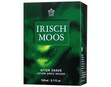 SIR IRISCH MOOS After Shave Rasierwasser 150ml Kraftvoll & Männlich