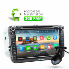 Android In-Dash Monitor Vehicle DVD Players for Volkswagen