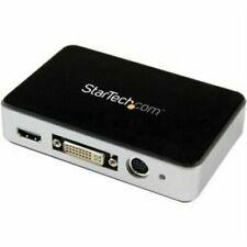 New listing Startech.com Usb 3.0 Video Capture Device - Hdmi / Dvi / Vga / Component Hd