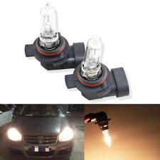 2 x 9012/HIR2/PX22d Halogen 4300K 55W Low-Beam Scheinwerferlampen Gelb Klarglas