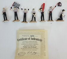 Hawthorn Village DALE EARNHARDT Intimidator Express PIT CREW Figure Car HO Scale