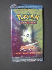 Pokemon 1ST EDITION NEO DESTINY BOOSTER PACK - SEALED (CELEBI) - UNWEIGHED