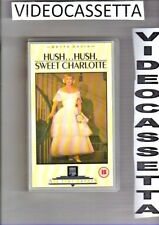 HUSH HUSH SWEET CARLOTTE - VHS VERSIONE INGLESE