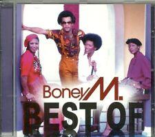 CD -  Best of Boney M. - (17 Songs) Sony Music