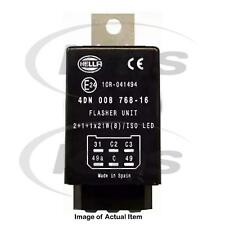 New Genuine HELLA Flasher Relay Unit 4DN 008 768-167 Top German Quality