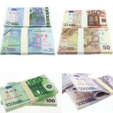 Lot Faux Billets 5€ / 10€ / 20€ / 50€ / 100€ / 200€ / 500€ Billets Factices