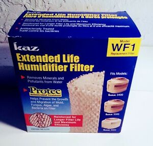 Kaz WF1 Humidifier Replacement Filter, Fits Models 3000, 3300, 3400