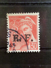 FRANCE 1944, Libération Lyon, timbre n° 2 , oblitéré