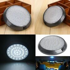 12V 46 LED Car DC White Light Interior Roof Ceiling Dome Reading Lamp Lights