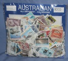 AUSTRALIA  - COLLECTION OF 1000 DIFFERENT PICTORIALS