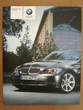 Libretto d'uso BMW E90/E91 con iDrive ENGLISH, MJ 2008 con SA602, SA606, SA609