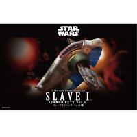 Bandai Star Wars SLAVE I (JANGO FETT Ver.) 1/144