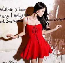 Sexy-Womens-Sleeveless-Bandage-Bodycon-Evening-Party-Cocktail-Club-Mini-Dress#7