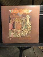 Aerosmith - Toys in the Attic 1975 Original Vinyl LP JC 33479 Very Good + Cond.