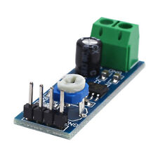 LM386 DC 5V-12V Mini Micro Audio Amplifier AMP Board Module HIFI DIYVB