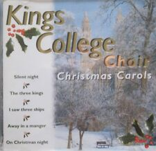 KINGS COLLEGE CHOIR - CHRISTMAS CAROLS - CD