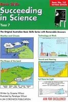 Succeeding in Science Yr 7