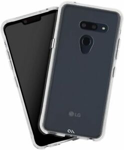 original Case Mate Naked Tough Case For LG G8 ThinQ (Clear) Not For LG G8X