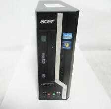 Acer Veriton Win10 Pro Core i3-2100 @ 3.1GHz 4GB 500GB HDD Desktop PC (H185)