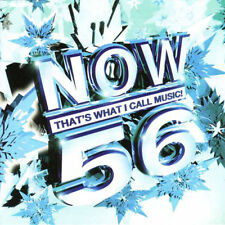 NOW THAT'S WHAT I CALL MUSIC 56 - NOW 56 - CD ALBUM (2 CDS) - Fast Free Shipping