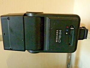 Miranda CTB 24 Flash Unit - Good Working Order - Great Flash!