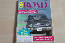 164025) Jeep Cherokee 4.0 Limited im TEST - Off Road 05/1991