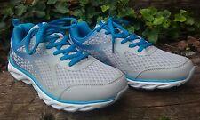 Mens Bilu Running Shoes Blue Gray Size 8.5