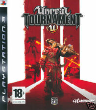 Videogame Unreal Tournament III PS3