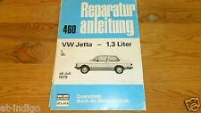 Reparaturanleitung VW Jetta 1,3 Ltr. * L * GL ab 1979 , incl. Schaltplan
