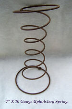 """7"""" x 9 Gauge, Double coned Springs for Upholstery"""
