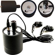 Écoute à travers mur porte oreille Amplificateur écoute Spy Bug Monitor Listener