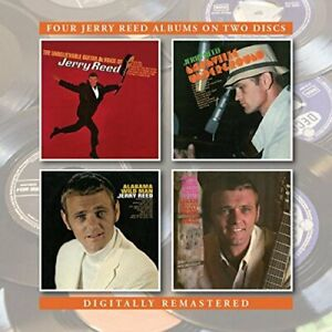 Jerry Reed - The Unbelievable Guitar And Voice Of/Nashville [CD]