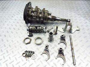 2002 Harley Davidson Electra Glide Classic FLHT Transmission Drum Fork Gears