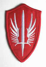 Battlestar Galactica - Marines Pegasus - Patch - Uniform Aufnäher zum Aufbügeln