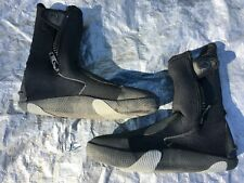 Deep See scuba boots 5mm- sz 10 - used