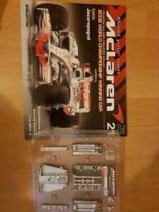Kyosho Kits 1/8 scale 021 McLaren MP4-23 F1 Magazine subscription part