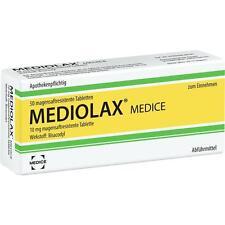 MEDIOLAX Medice Tabletten magensaftresistent   50 st   PZN7774041