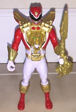 Megaforce Ultra Dragon Chest Armor Red Power Rangers Action Figure 2013 Weapon