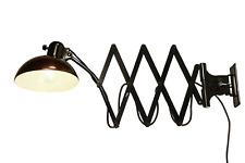 Kaiser Idell Wand Scheren Leuchte 6614 XL Lampe Scissor Lamp Bauhaus Chr. Dell