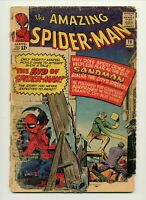 Amazing Spider-man #18, GD- 1.8, 1st Appearance Ned Leeds