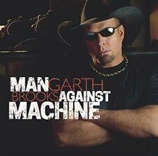 Garth Brooks Man Against Machine CD 2014 Country